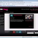 How to install the BBC iPlayer on Windows Vista