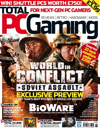 Total PC Gaming Magazine
