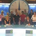 Gordon on Countdown - look there he is, 2nd in from the right!