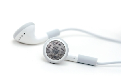 iPod headphones
