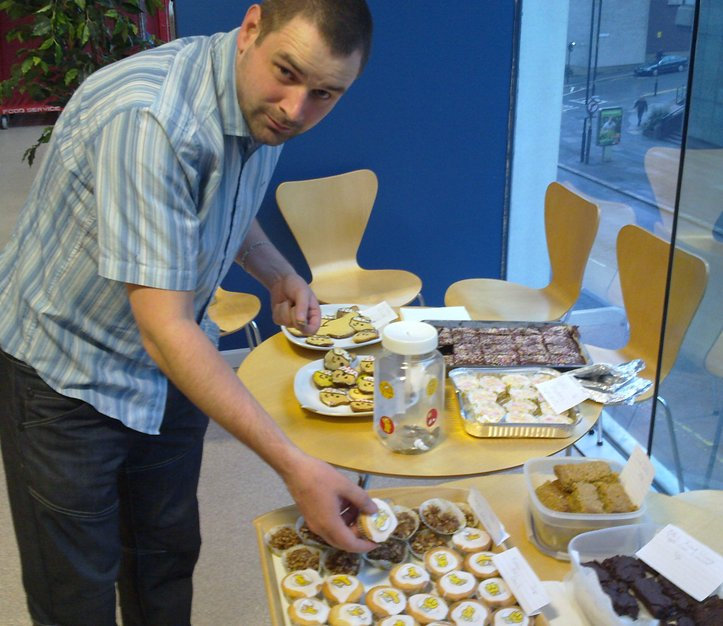 pudsey cakes 2009