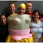 Plusnet take great steps in aid of Sport Relief