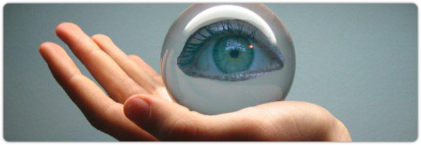 Crystal ball.
