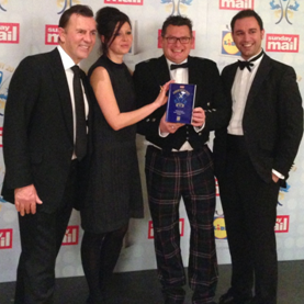 Great Scot Business Award