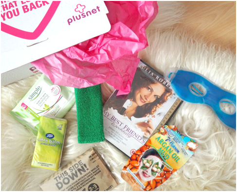 Vicki's Beauty BFI Blogger Box