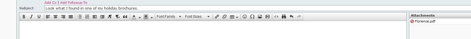 Fixed: Webmail not sending attachments - Plusnet Community