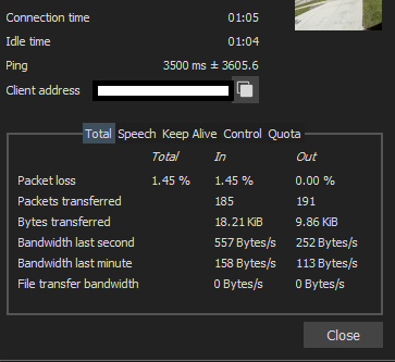 High ping and intermittent packet loss - Plusnet Community