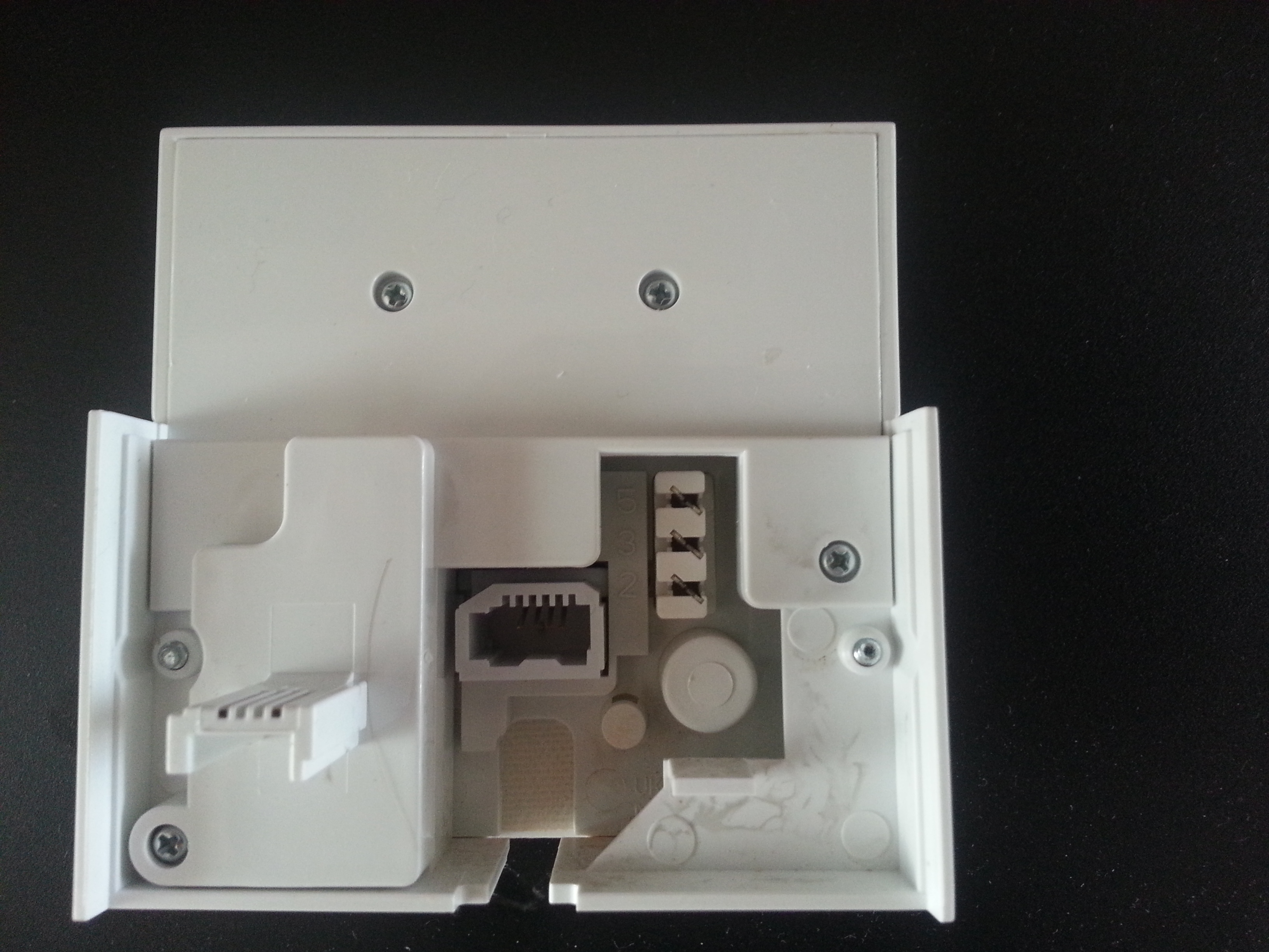 What Face Plate Is This Plusnet Community Openreach Master Socket Wiring