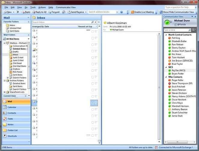 Outlook top bar looks different  - Plusnet Community