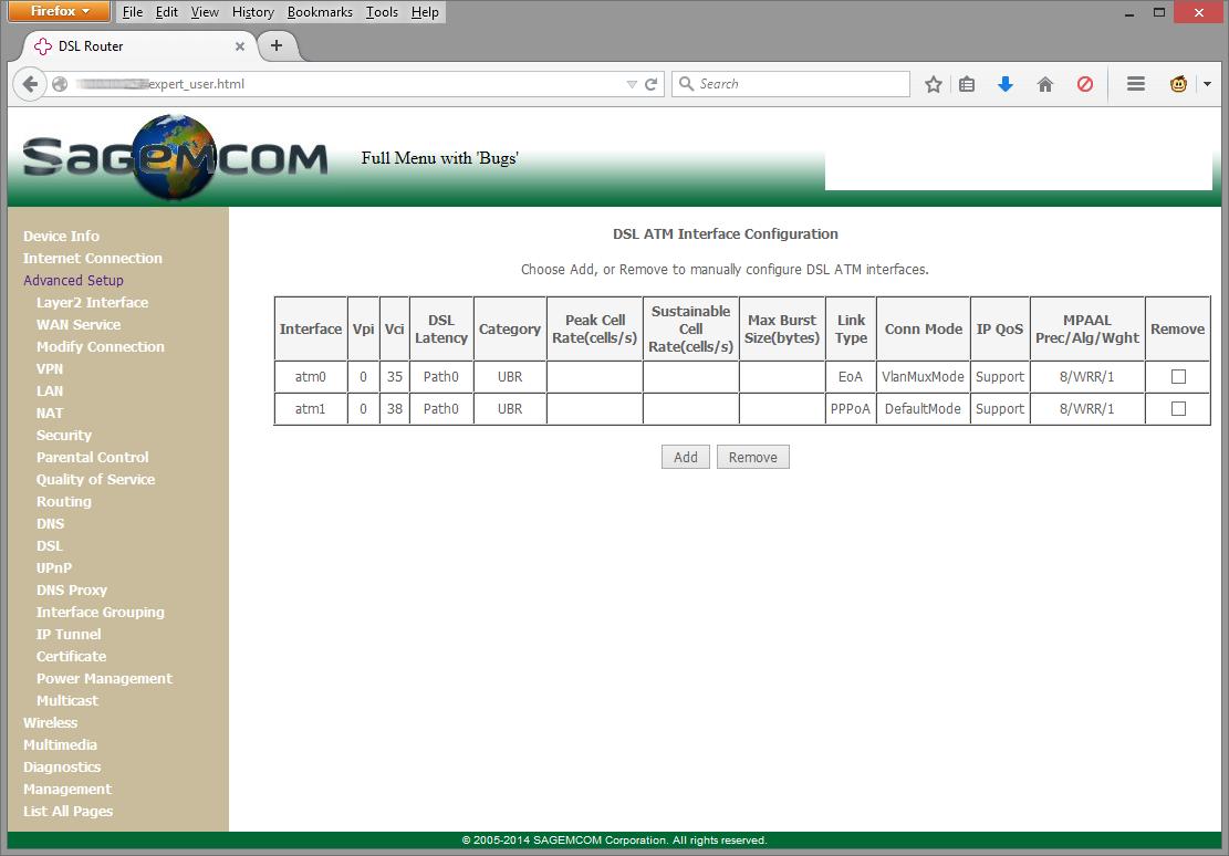 Unlocking the potential of Sagemcom 2704N - Page 5 - Plusnet Community