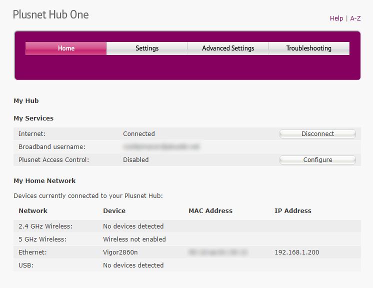 Fixed: FTTC upgrade with Draytek 2830 - Plusnet Community