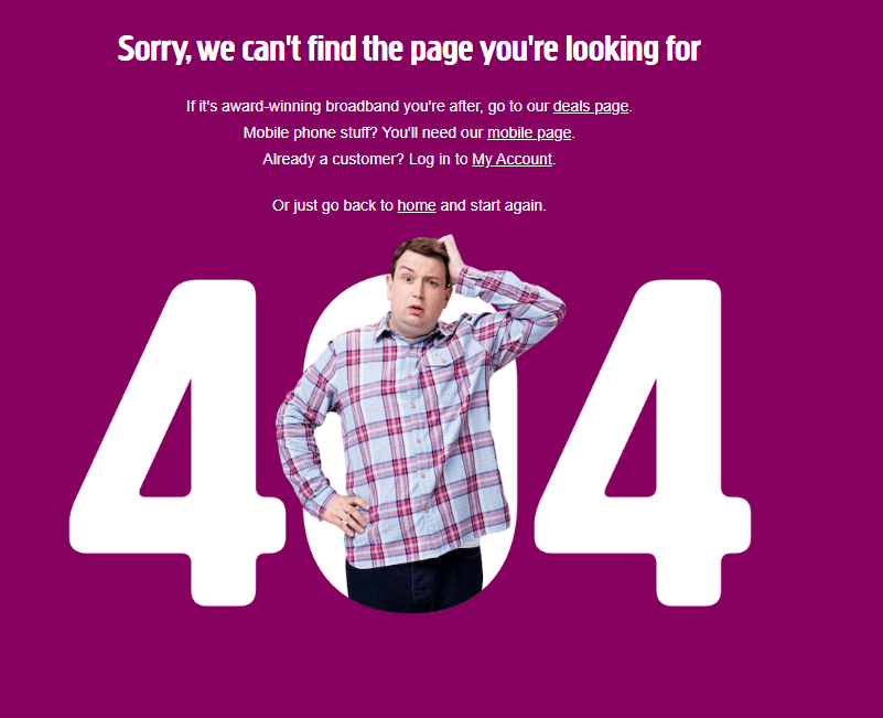 404 Page not found   Plusnet.png