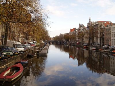 Amsterdam is a great destination for an affordable short winter break