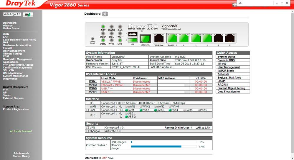 Draytek 2860 Router Issues.jpg