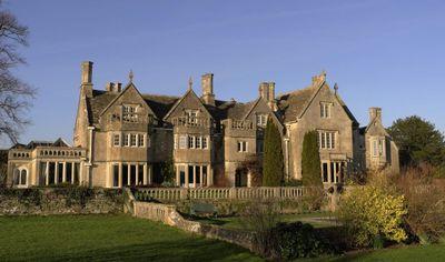A family weekend break at Woolley Grange, Wiltshire
