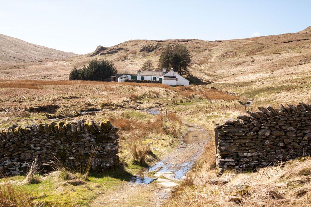 Mosedale cottage