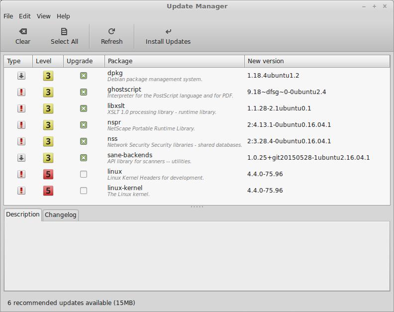 Fixed: Linux Mint 15   Firefox update - Plusnet Community