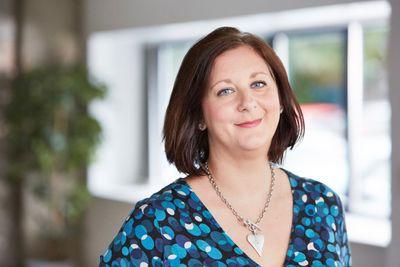 Claire Morley-Jones, owner of HR 180