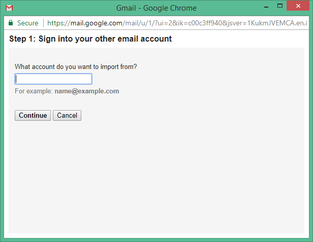 How to transfer your emails into Gmail