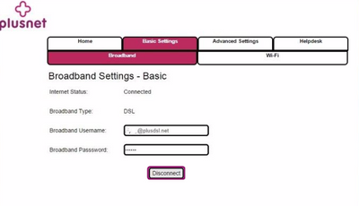 WIFI connected but no internet access - Plusnet Community