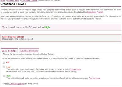 plusnet firewall issue 2.JPG