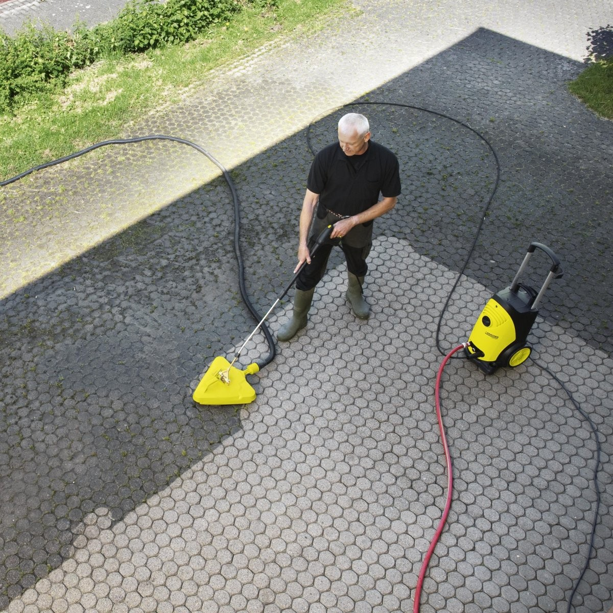 Clean Patio Pressure Washer - Patio Designs