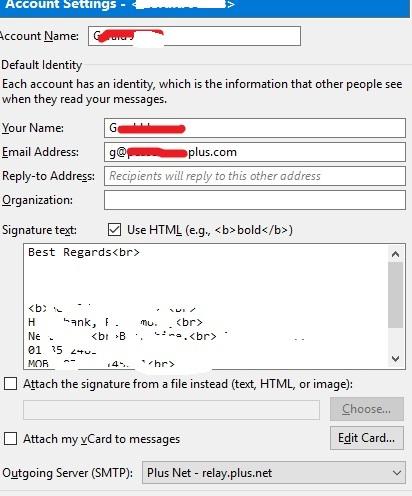No Emails Plusnet Community