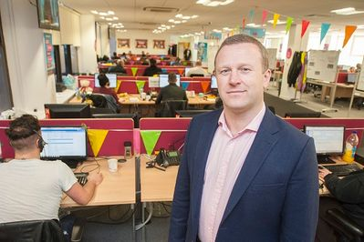 Andy Baker, Plusnet Pioneer and CEO of Plusnet