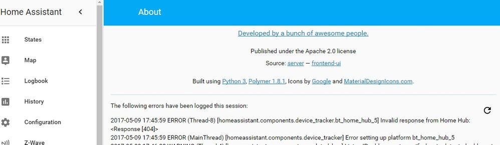 FireShot Capture 028 - Home Assistant - http___192.168.1.87_8123_dev-info.jpg