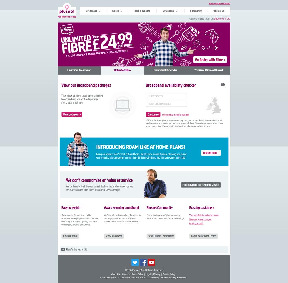 Plusnet homepage.png